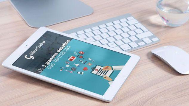 eBook: Os 3 Grandes desafios das farmácias